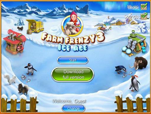 瘋狂農場3冰河世紀