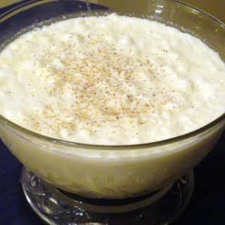 Great Grandad's Eggnog.