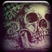 DaVinci Skull Theme