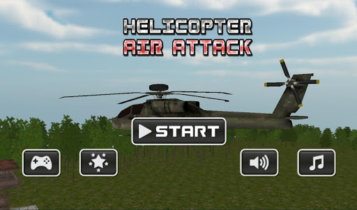 Helicopter Air Attack: Shooter