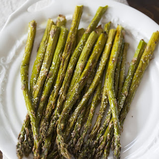 How To Cook Asparagus in the Oven.