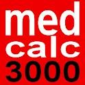 MedCalc 3000 Pediatrics logo