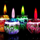 Candle Colors Wallpaper Live icon