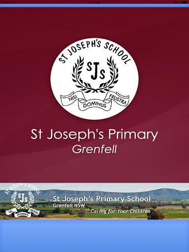 St Joseph's Primary S Grenfell