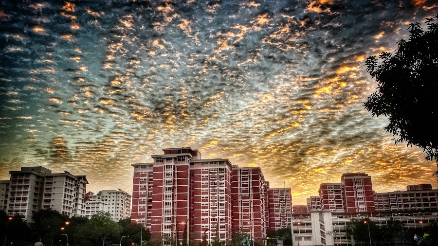by Mohammad Izryan - Landscapes Cloud Formations (  )