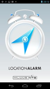 Milwus Location Alarm - screenshot thumbnail