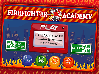 Firefighter Academy - Game 策略 App-愛順發玩APP
