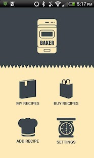 The Baker App - screenshot thumbnail