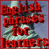 ENGLISH PHRASES FOR LEARNERS