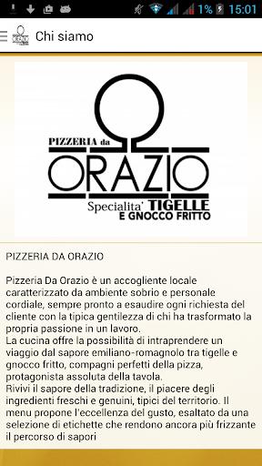 Pizzeria da Orazio