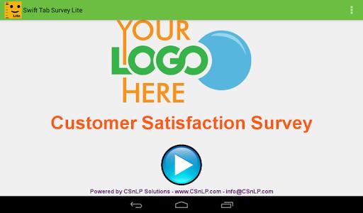 Swift Tab Survey Lite