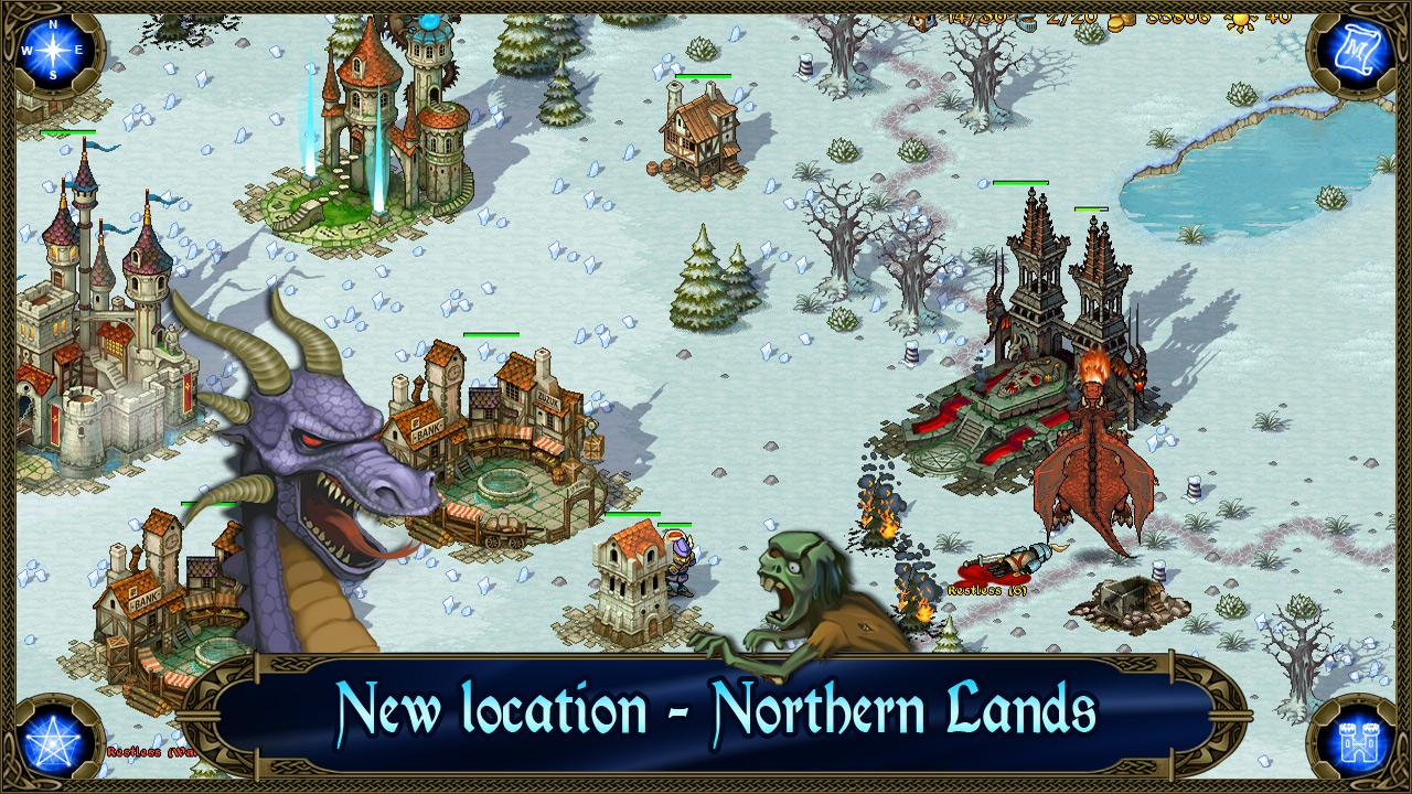 Majesty: Northern Expansion LE - screenshot