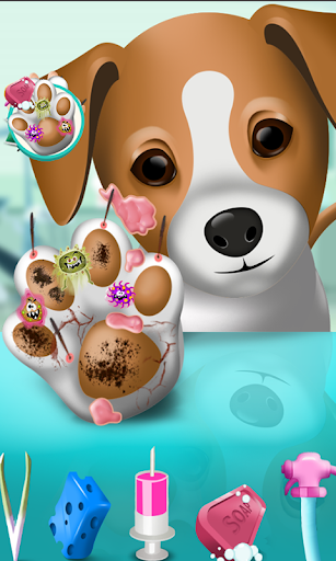 Dog Caring Game - Pet Rescue