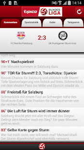 Fußball-Bundesliga - screenshot thumbnail