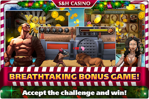 Screenshot of S&H Casino-Free Premium Slots
