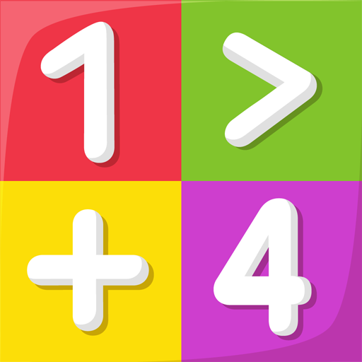 Math learn to add and subtract LOGO-APP點子