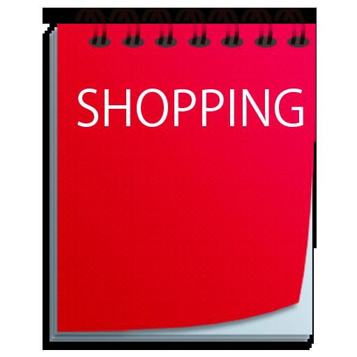 Shopping Memo Book