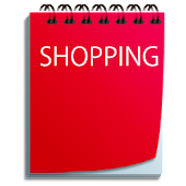 Shopping Memo Book