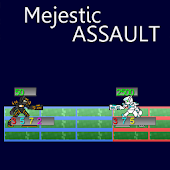 Majestic Assault - Prototype