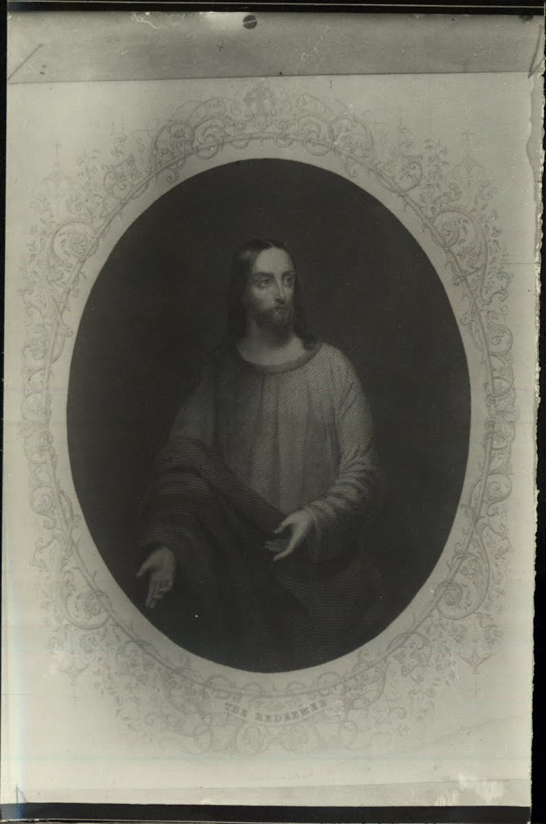 Bib New-T Christ Engravings Icon-Unknown