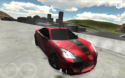 Tuning Car City Simulator 3D