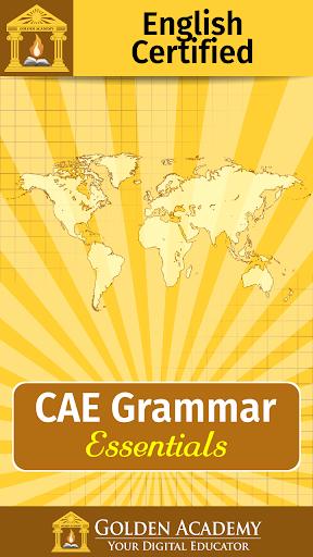 CAE Grammar Essentials