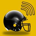 Steelers Radio & Live Scores logo
