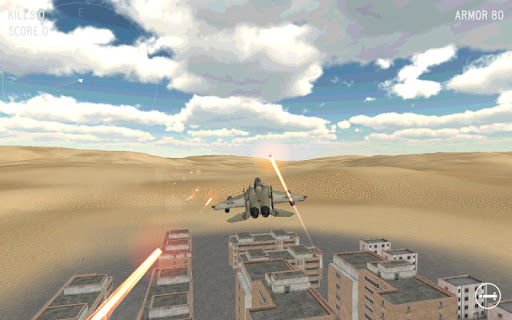 Air Combat Strike Prologue