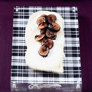 Chèvre with Candied Figs