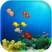 Nemo Aquarium 3D LiveWallpaper