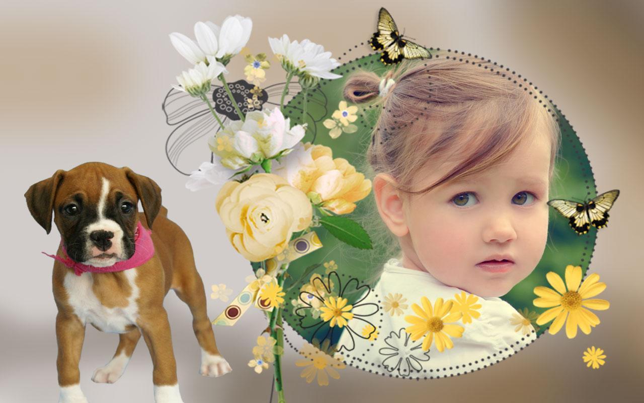 Bingkai Foto Lucu Apl Android Di Google Play