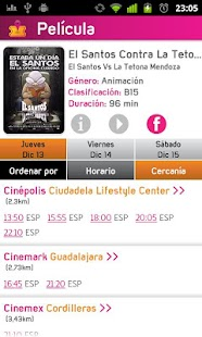 Picket+ (Cines Mexico) - screenshot thumbnail