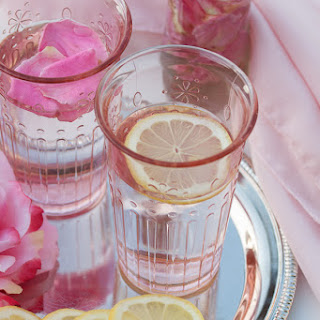 Rose Lemonade Drink Recipes.