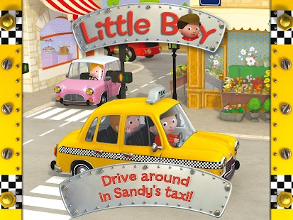 Sandy's taxi - Little Boy - screenshot thumbnail