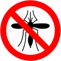 No mosquitoes icon