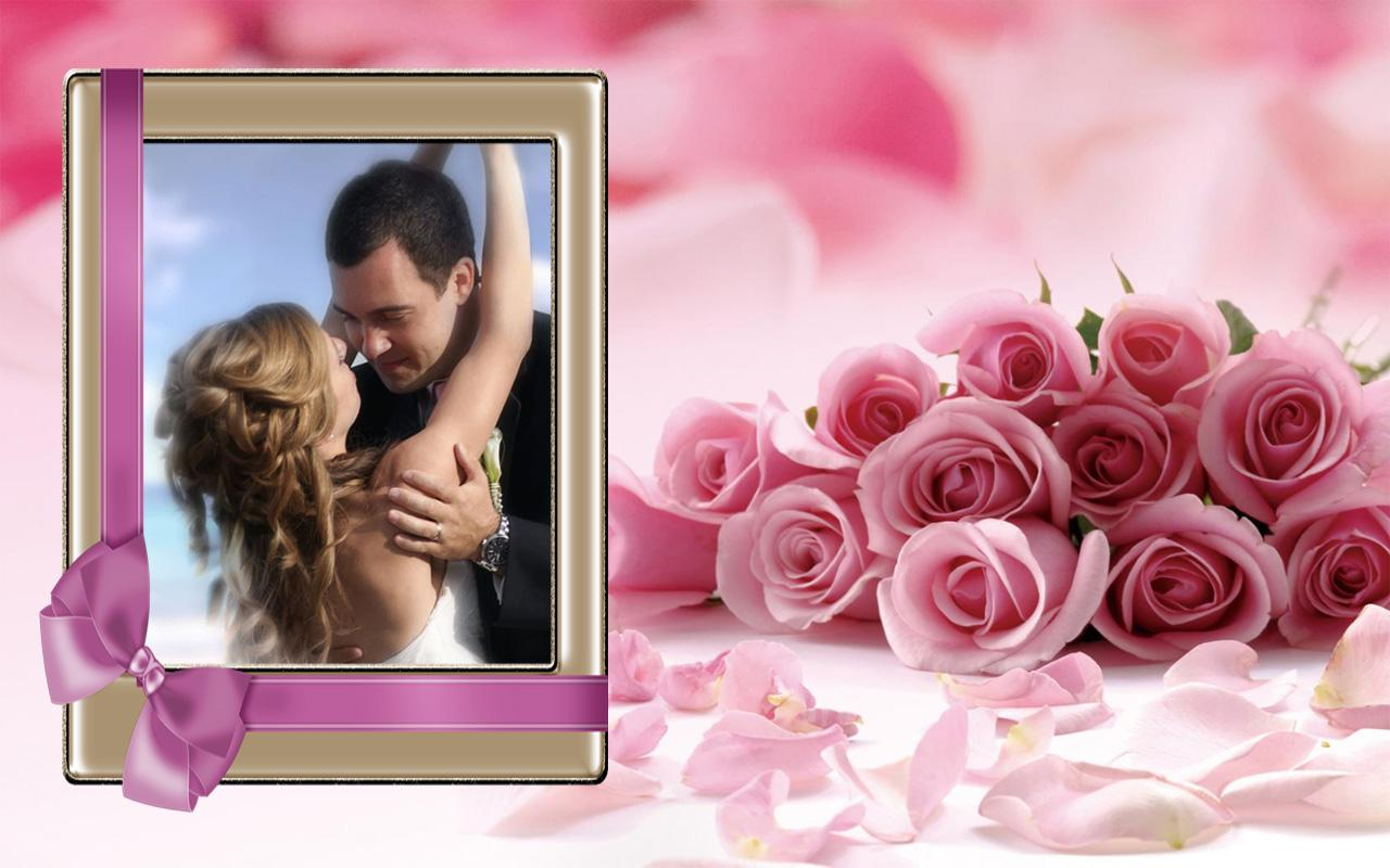 wedding photo frames screenshot
