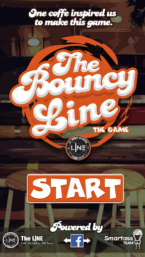 The Bouncy Line