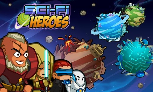 Sci-Fi Heroes - screenshot thumbnail