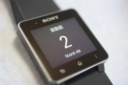 振動計 for SmartWatch 2 SW2