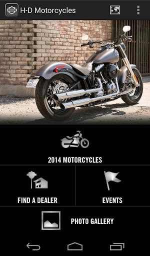 Official H-D Motorcycles