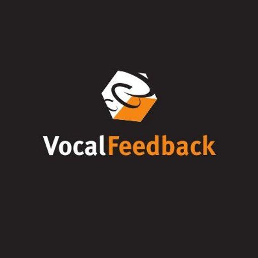 VocalFeedback LOGO-APP點子