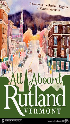All Aboard – Rutland's