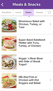 Hungry Girl Diet Bk. Companion- screenshot thumbnail