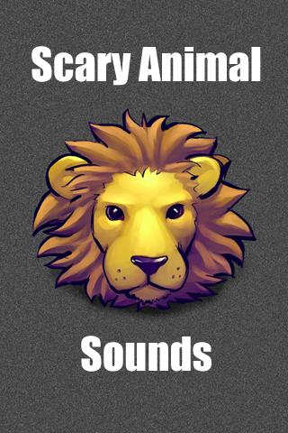免費娛樂App|Scary Animal Sounds|阿達玩APP
