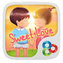 Sweet love GO Launcher Theme icon