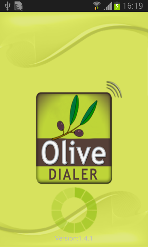 Olive - screenshot