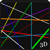 Strings 3D Live Wallpaper