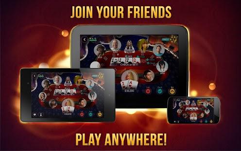 Zynga Poker – Texas Holdem - screenshot thumbnail