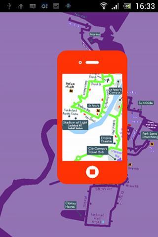 Sunderland Campus Trails