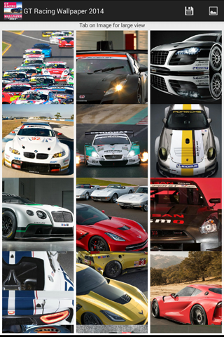 GT Racing Wallpaper 2014 - screenshot